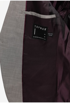 7df1f9afe5b Topman Skinny Fit Suit Jacket RM 399.00. Available in several sizes