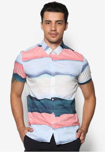 Barn 彩色esprit台灣短袖襯衫, 服飾, 服飾