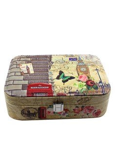 Fashionable Printed Jewelry box JBPS-LP-04