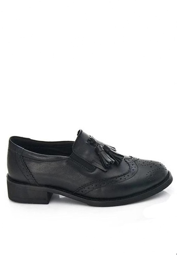 Twenty Eight Shoes Cow Leather Flexible Loafers BS1887 D5214SH673DC3DGS_1