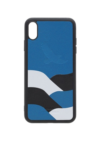 POROLUXE blue PHONE CASE FOR IPHONE XS MAX 65F37AC5AEC680GS_1