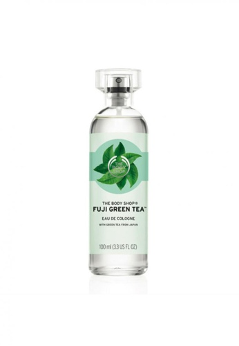 The Body Shop Fuji Green Tea™ Cologne TH455BE73SQWMY_1