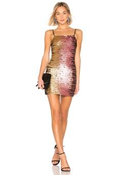 e8141aafe7f2 by the way gold Steena Sequin Dress(Revolve) C95C2AA77104DCGS_1