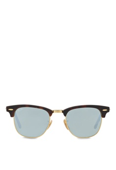 45863b3bd4084 Ray-Ban Clubmaster RB3016 Sunglasses RA370GL63RZKSG 1