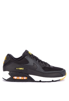 bc80e2159f17 Nike black Men s Nike Air Max  90 Essential Shoes E10B9SH895C18AGS 1