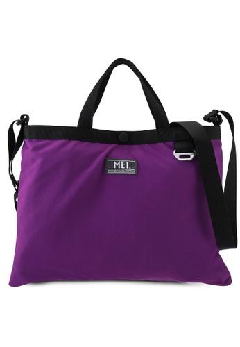 GLOBAL WORK purple MEN BAG A4D2DAC2718C2AGS_1