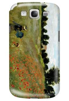 Monet Landscape Matte Hard Case for Samsung Galaxy S3