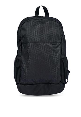 Anta black Sports Classic Backpack F4759AC8FBEA15GS_1