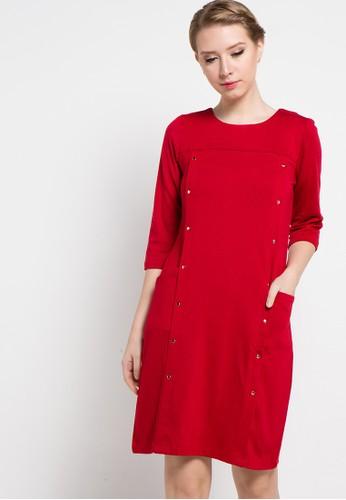 EPRISE red Dress EP457AA66NQFID_1