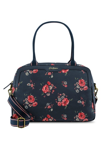 38de160bc8 Cath Kidston blue and navy Grove Bunch Samson Bag BE0F0ACA49BEB9GS 1