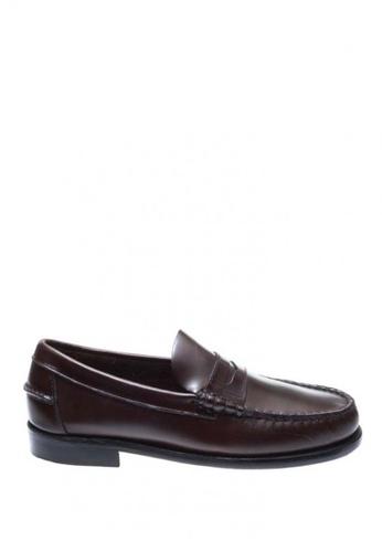 Sebago brown Mens Classic Dress Casual Shoes SE328SH0J4Y5PH_1