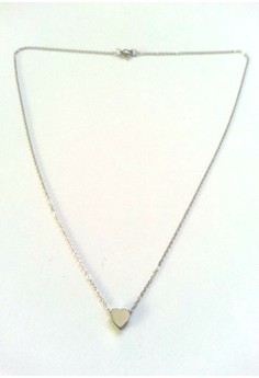 Stainless Dainty Heart Necklace