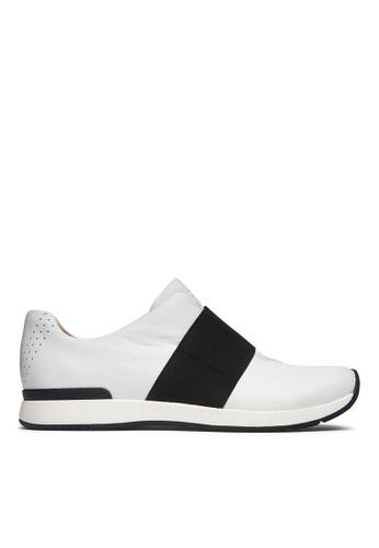 Vionic white Codie Casual Sneaker 72F6FSH915156DGS_1