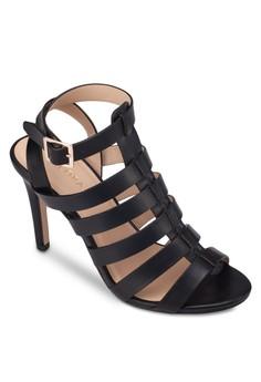 Cage Heel Sandals