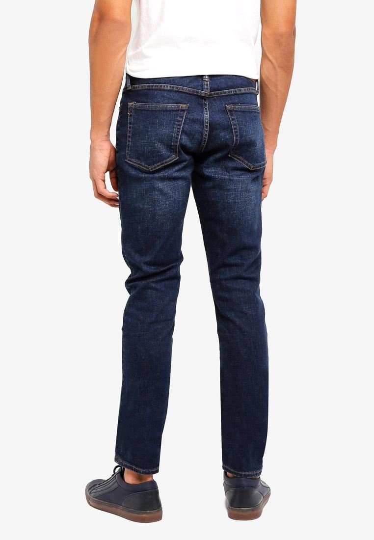 Dark Jeans Skinny Worn GAP Worn zgxqwfpxP6