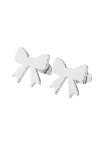 Kings Collection silver Bow Earrings (KJEA20079) 416BAAC941B691GS_1