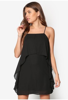 Love Lace Hem Cami Dress