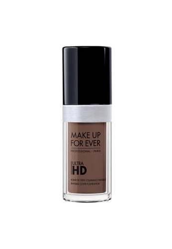MAKE UP FOR EVER brown ULTRA HD FOUNDATION - Fluid Foundation 30ML R540 4A7ADBE316C5E0GS_1