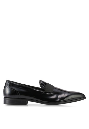 KG Kurt Geiger black Ratner Dress Shoes KG303SH0T1AQMY_1