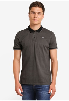 Semi Fit Polo Shirt - Penshoppe - Buy Online at ZALORA PH