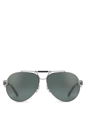Rock esprit香港門市Icons Signature 太陽眼鏡, 飾品配件, 飛行員框