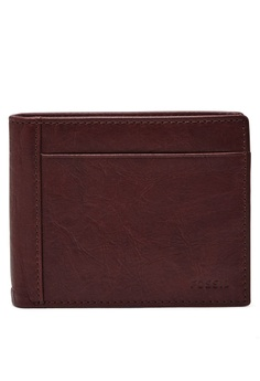 a1575360b7e Fossil brown Neel Coin Pocket Bifold ML3890014 F5303AC46AB172GS 1
