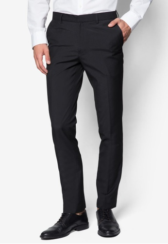 Topman black Black Skinny Trousers TO250AA45TPASG_1
