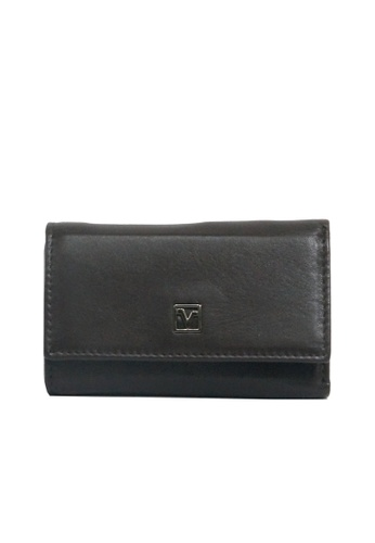 Valentino Rudy brown Valentino Rudy Soft Leather Key with Coin Pouch 50223AC221D2CBGS_1