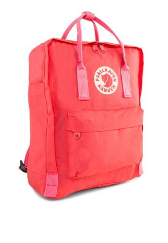 Jual Fjallraven Kanken Peach Pink Kanken Classic Backpack