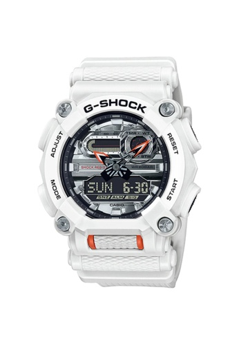Casio white CASIO G-SHOCK GA-900AS-7ADR MEN'S WATCH 598F8ACADE93ADGS_1