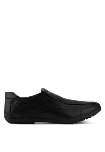 Louis Cuppers black Business & Dress Shoes 1CC27SHD1193E1GS_1