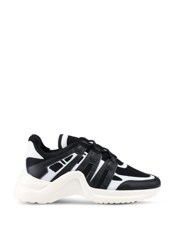 nose black Fashion Sneakers C8F9BSHD55F50EGS_1