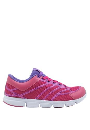 Jual Precise Precise Sepatu Wanita Deron W - Fuchia
