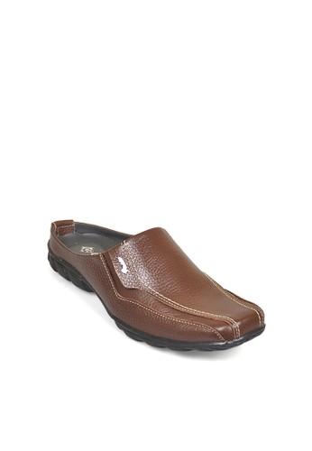 CBR SIX brown CBR SIX Miller Man Casual Shoes Brown CB927SH54CXXID_1