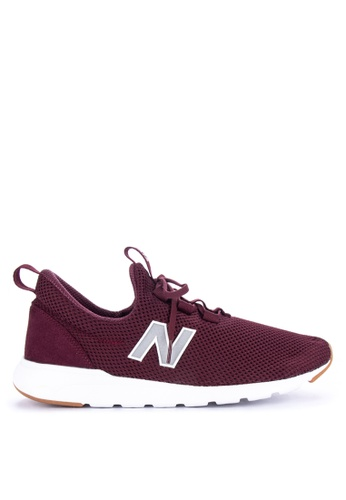 New Balance red Ms501 Lifestyle Sneakers 0BCCFSHAF05BB9GS_1