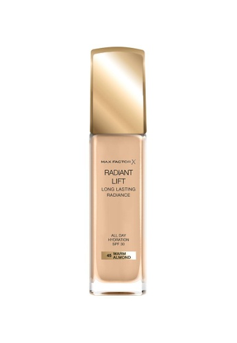 Max Factor brown Radiant Lift Foundation - Warm Almond 62922BE29B2AB6GS_1
