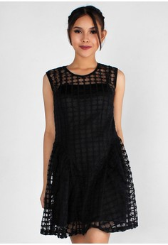 Translucent Gauze Dress