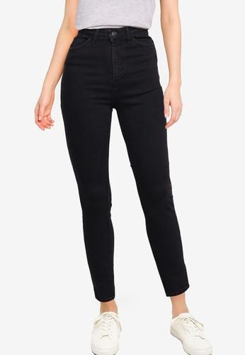 Aeropostale black High Waist Skinny Jeans 5A0F3AAD203BEBGS_1