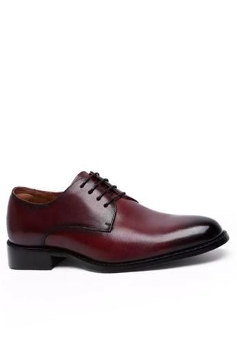 Twenty Eight Shoes 基本商務真皮皮鞋 DS216 3B778SHB6BC85EGS_1