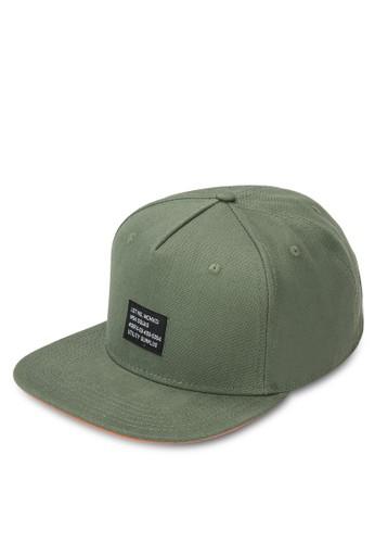 文字拼貼平沿帽、 飾品配件、 飾品配件CottonOn文字拼貼平沿帽最新折價