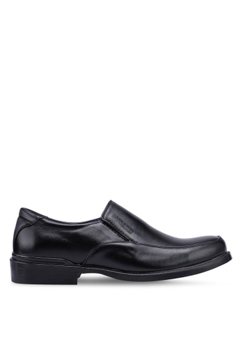 Rocklander black Slip On Formal Shoes CA1CBSH2DD2DB3GS_1