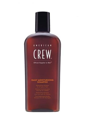 American Crew Daily Moisturizing Shampoo 8.45 oz / 250 ml AM879BE36JWHSG_1