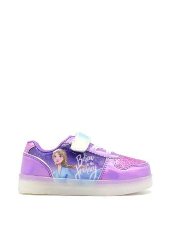 Frozen purple Frozen II Shoe 16A88KS977201EGS_1