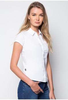 Short Sleeves Woven Shirt