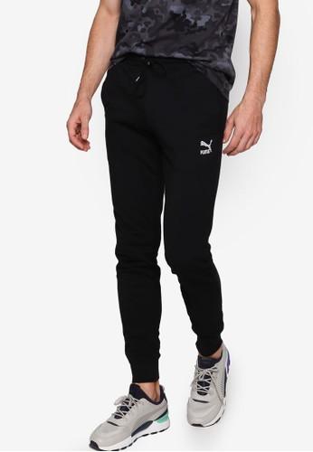 PUMA black Puma Sportstyle Prime Classics Sweatpants 1D8F2AA84A314BGS_1