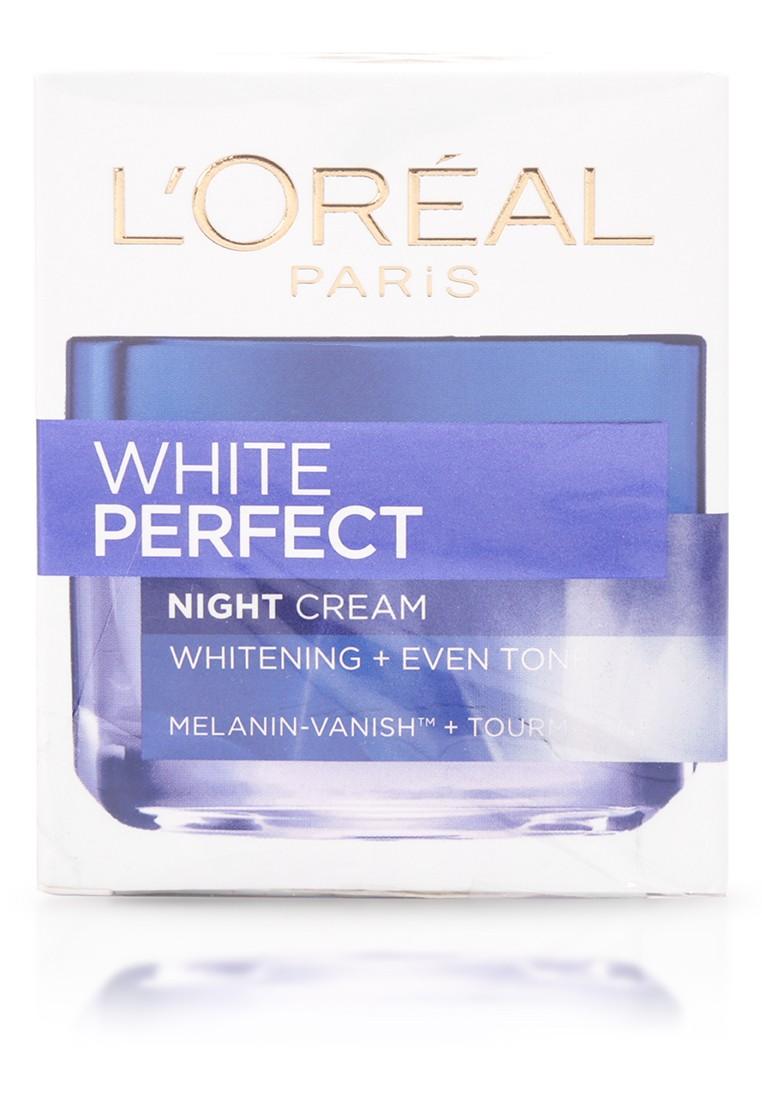 Dermo Expertise White Perfect Night Cream 50Ml Renov