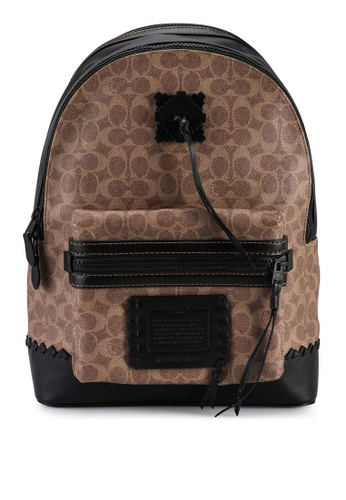 Coach black Academy Backpack E44A4AC35D4158GS_1