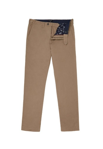 TED BAKER Slim Fit Plain Chino 2C056AA77245C1GS_1