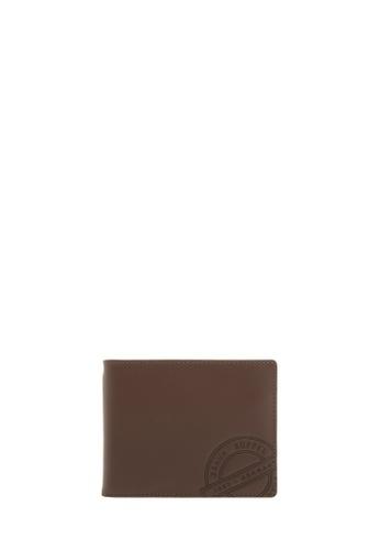 Braun Buffel brown Reynolds Money Clip Wallet in Natural 15FF9AC1EC0BAAGS_1
