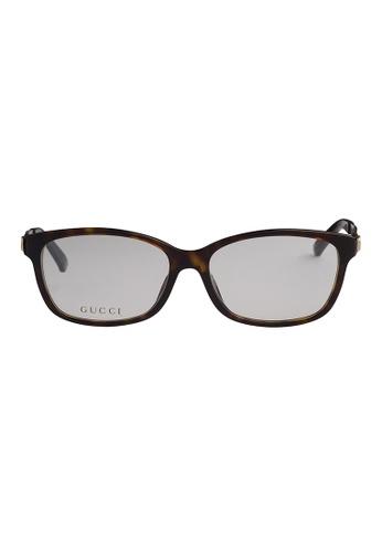Gucci black GUCCI Eyewear 3798/F ANT GU112AC64OVFMY_1